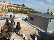 الاحتلال يهدم بركس أغنام بحجة عدم الترخيص شرق بيت لحم