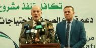 """د. الطيبي لـ """"الكوفية"""": """"تكافل"""" دعمت المؤسسة الصحية في غزة بـ60 ممرضًا لمواجهة كورونا"""