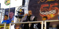 خاص بالفيديو والصور   أبو شمالة: سنشارك غدا في إيقاد الشعلة فلا سبيل للنصر دون وحدة فتح