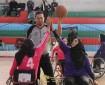 الصليب الأحمر ينظم أشطة رياضية لدمج ذوي الإعاقة في المجتمع