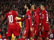 """""""البريميرليغ"""".. ليفربول يهزم مان يونايتد بهدفين دون رد"""