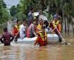 مصرع 38 شخصا جراء الفيضانات في إندونيسيا