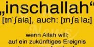 """ألمانيا تضيف """"إن شاء الله"""" لأعرق قواميسها"""