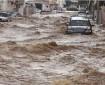 العثور على جثث مفقودين حاصرتهم السيول شرق الأردن