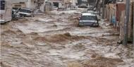 خاص| هطول الأمطار يكشف تردي البنية التحتية في قطاع غزة