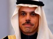 بن فرحان: الإسرائيليون غير مرحب بهم في السعودية