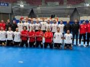 مصر تفوز على كينيا في الجولة الثانية من بطولة أمم إفريقيا لكرة اليد