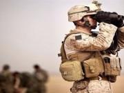 بالفيديو|| إغلاق قاعدة عسكرية أمريكية عقب العثور على قذيفة هاون
