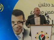 كلمة القيادي جمال أبو حبل خلال حفل تأبين شهداء حركة فتح والثورة الفلسطينية