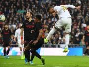 فيديو|| ريال مدريد يعبر إشبيلية ويتصدر الليجا مؤقتا