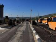 الاحتلال يختطف 4 شبان من بلدة عزون