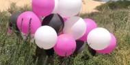 الاحتلال يزعم سقوط 21 من البالونات المفخخة منذ الصباح في غلاف غزة