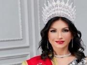 """روسية تفوز بلقب ملكة جمال """"سيدات الكون"""""""