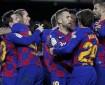 برشلونة في مهمة صعبة بكأس إسبانيا أمام بيلباو