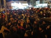 شاهد|| بمشاركة الطيبي.. عشرات الآلاف يجوبون شوارع القدس بحثا عن الطفل المختطف قيس أبو رميلة