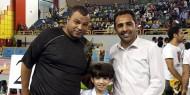 صور   فلسطيني يفوز بالمركز الأول في بطولة الكاراتيه بمصر