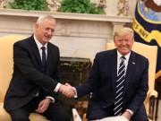 غانتس: سنطبق صفقة ترامب عقب إجراء الانتخابات