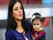 زوجة لاعب إسباني تصف الشعب العراقي بالجبار والقوي