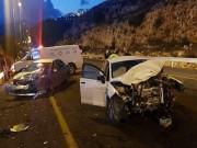 4 إصابات في حادث سير في الداخل المحتل