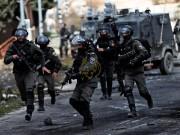مواجهات مع الاحتلال عقب اقتحام سبسطية