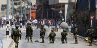 مواجهات مع الاحتلال شمالي قلقيلية