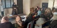 """مجلس المرأة ينفذ لقاءً توعوياً صحياً بعنوان """"جرثومة الدم """""""
