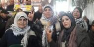 بالصور|| مجلس المرأة ينظم وقفة تضامنية مع الأسرى البواسل في غزة