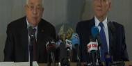 جنرال إسرائيلي يهاجم أولمرت عقب اجتماعه بالرئيس عباس