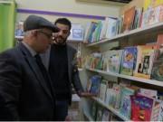 افتتاح قسم للأطفال في المكتبة العامة لبلدية غزة