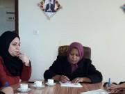 بالصور   مجلس المرأة يعقد لقاءً تشاوريًا لمناقشة خطة العمل في غزة