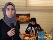 بالمسمار والخيط.. ريمان مسعود ترسم فلسطين لتوصلها إلى كل العالم