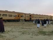 24 إصابة جراء انقلاب قطار في مصر