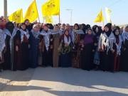 بالصور|| مجلس المرأة بتيار الإصلاح يشارك في عرس الإفراج عن الأسير أبو لبدة