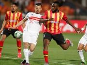 الزمالك يفوز على الترجي بثلاثة أهداف في ربع نهائي دوري الأبطال