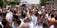المكتب الحركي للأطباء يستنكر تصريحات الرئيس عباس بشأن الإضراب