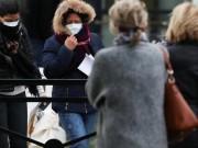 1120 وفاة جديدة بفيروس كورونا في فرنسا خلال 24 ساعة
