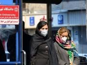 أكثر من 3 ألاف حالة وفاة بكورونا في إيران