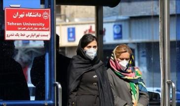 50 وفاة و2819 إصابة بكورونا في إيران خلال 24 ساعة