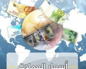 أسعار العملات مقابل الشيقل اليوم