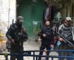 فيديو|| قوات الاحتلال تغلق مداخل المسجد الأقصى