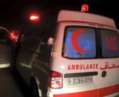 مصرع مسن في حادث دهس جنوب قلقيلية