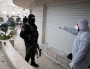 إغلاق مسبح مخالف لقرارات الإغلاق في نابلس