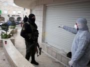 الأمن يغلق مقاه وصالات أفراح مخالفة في غزة