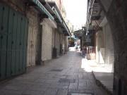 ركود اقتصادي تشهده القدس المحتلة بعد إغلاق محالها التجارية لمواجهة كورونا