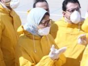 7 وفيات و103 إصابة جديدة بفيروس كورونا في مصر