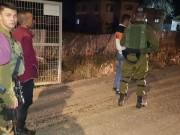 رام الله: الاحتلال يعتقل شابا في قرية المغير