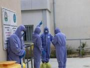 """تجهيز مشفى غزة الأوروبي لاستقبال المصابين بـ""""كورونا"""""""