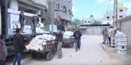 الأونروا تستأنف توزيع المساعدات الإغاثية بآلية جديدة