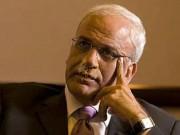 عريقات: قرارت القيادة الفلسطينية كفيلة بتدفيع الاحتلال الثمن