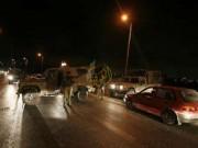 الاحتلال يعتقل 4 شبان ويسرق مركبتهم قرب سبسطية